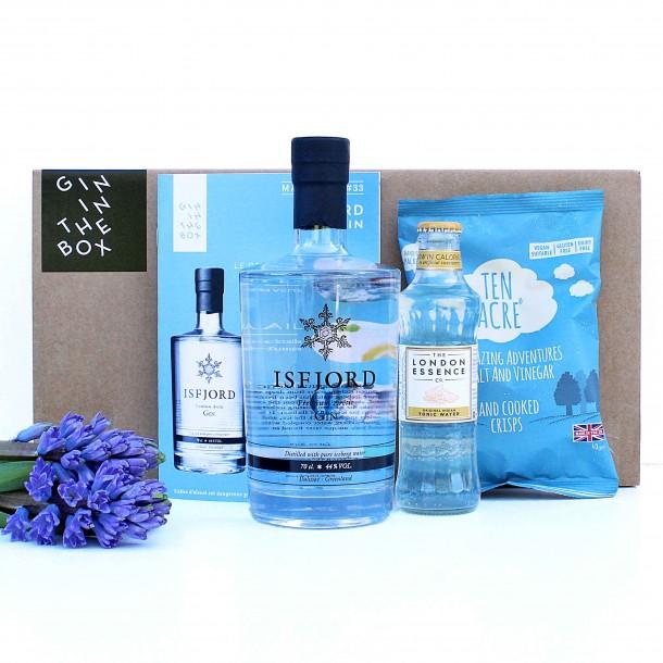 Box de mai 2020 Isfjord Gin