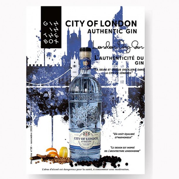 Magazine City of London - 4,99€