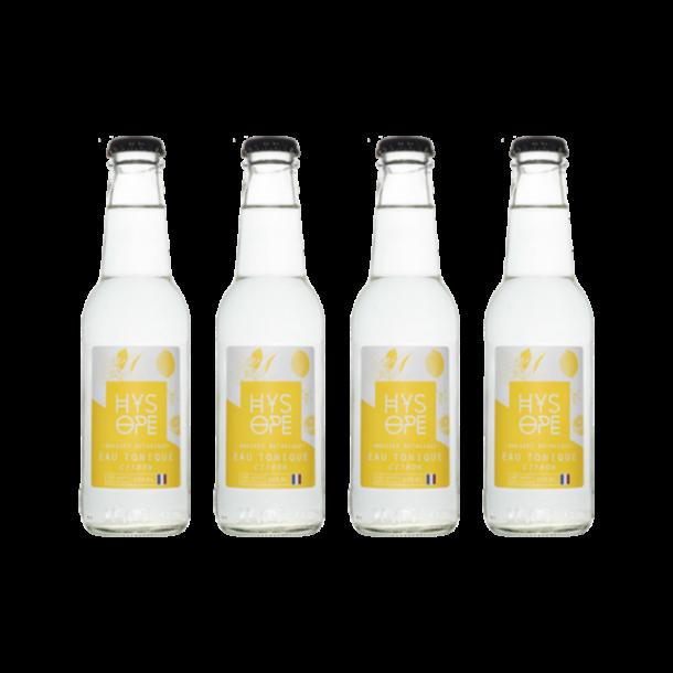 Pack 4 Hysope : Lemon tonic water