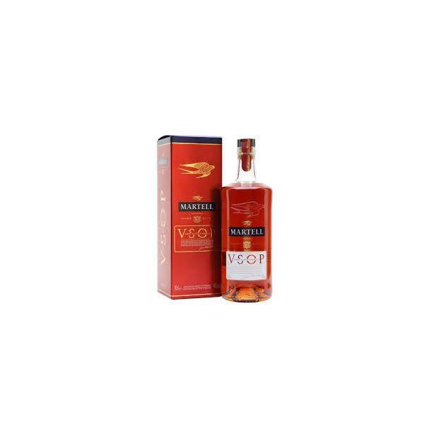 Cognac Martell Red Barrel VSOP (70cl, 40%)