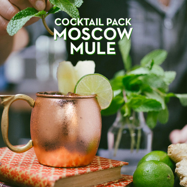 Moscow Mule Pack