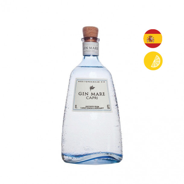 Gin Mare Capri 1L(Edition Limitee)