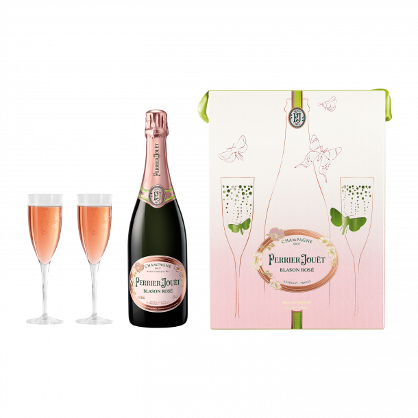 Box Champagne Perrier-Jouet