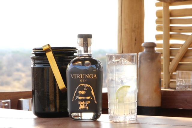 gin tonic avec le virunga schweppes